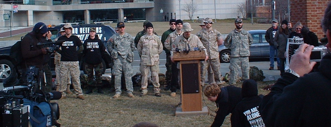 IVAW Winter Soldier event