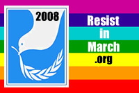 Resist in March